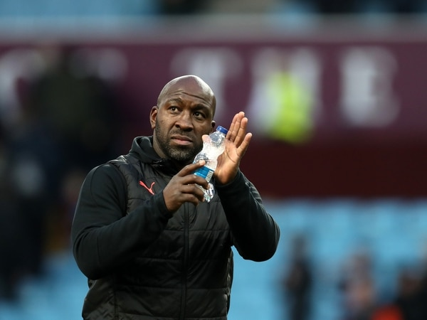 Darren Moore delighted with West Brom's battling victory at rivals Aston Villa