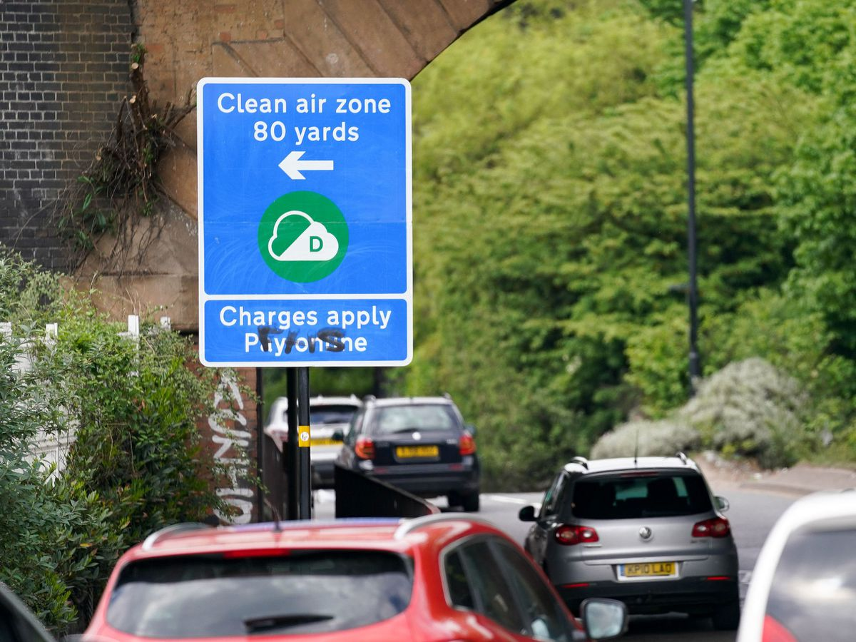 The Clean Air Zone was introduced in Birmingham in June