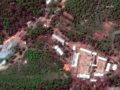 North Korea demolishes nuclear test site with series of blasts