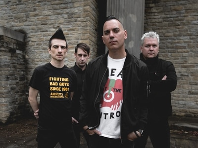 'It's important to stand in solidarity': Anti-Flag's Justin Sane talks Donald Trump, Boris Johnson, activism in music and the band's upcoming album ahead of Birmingham show