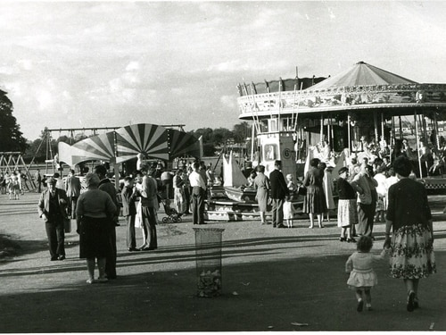 GALLERY: Drayton Manor releases never-before-seen archive photos to celebrate 70th anniversary