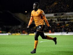 Alfred N'Diaye hoping to take his Wolves chance