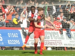 Kidderminster Harriers 2 Tamworth 0 - Report and pictures
