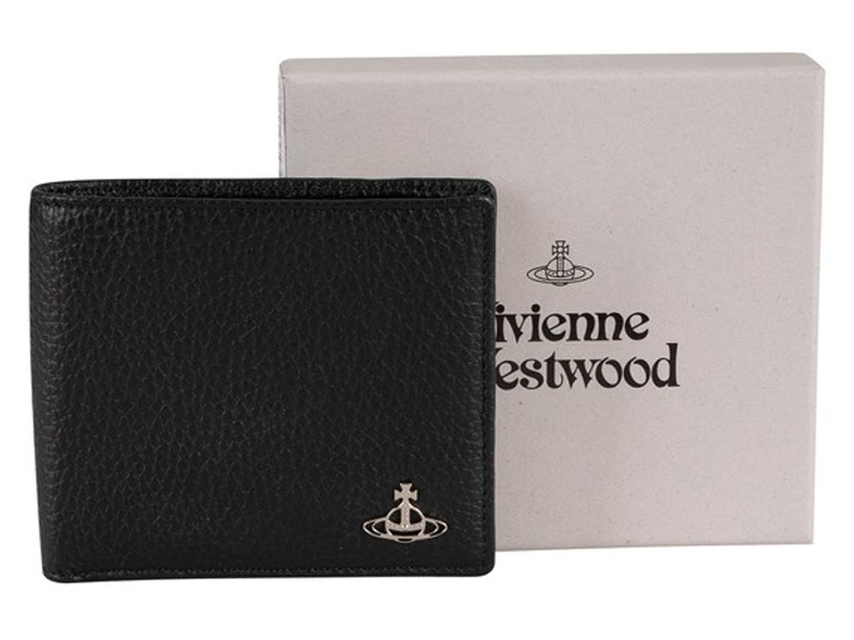 Vivienne Westwood Millano Man Billfold Leather Wallet
