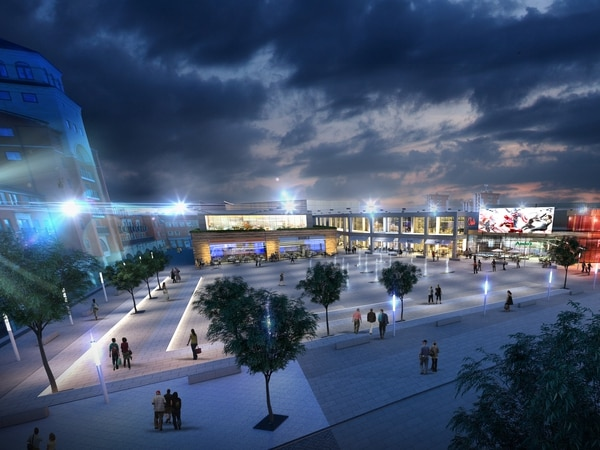 Wolverhampton's £50m Westside project hit by red tape