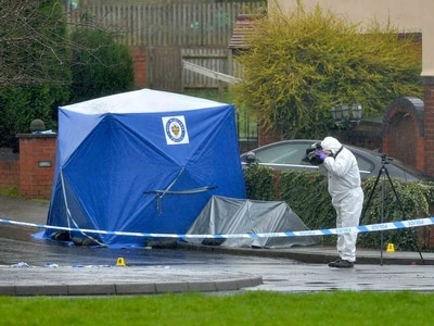 Murder arrest as Brierley Hill cannabis raid victims named