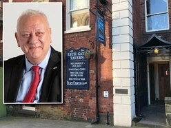 Councillor barred from pub after 'drinking his own whisky'