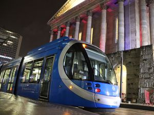 Trams will be continuing to the end of the line in Birmingham city centre again