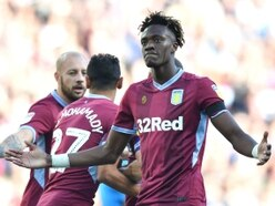 Aston Villa 1 Swansea 0 - Report and pictures