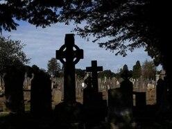 Wolverhampton cemeteries and crematoriums closed to public