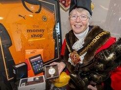Wolverhampton mayor's appeal for online auction bids