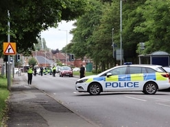 Pensioner hit by car in Wednesfield