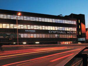 Copthall House in Stourbridge