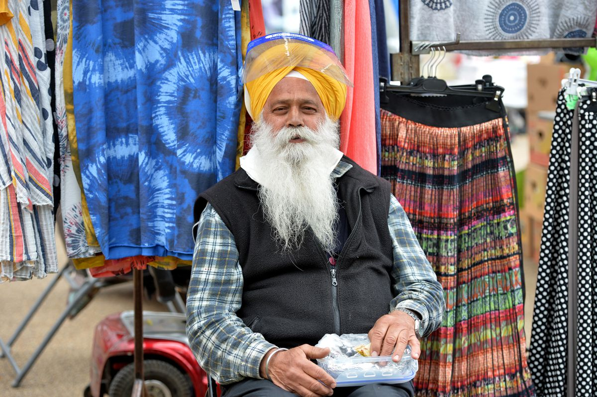 Tarlochan Singh said he was looking forward to seeing his family