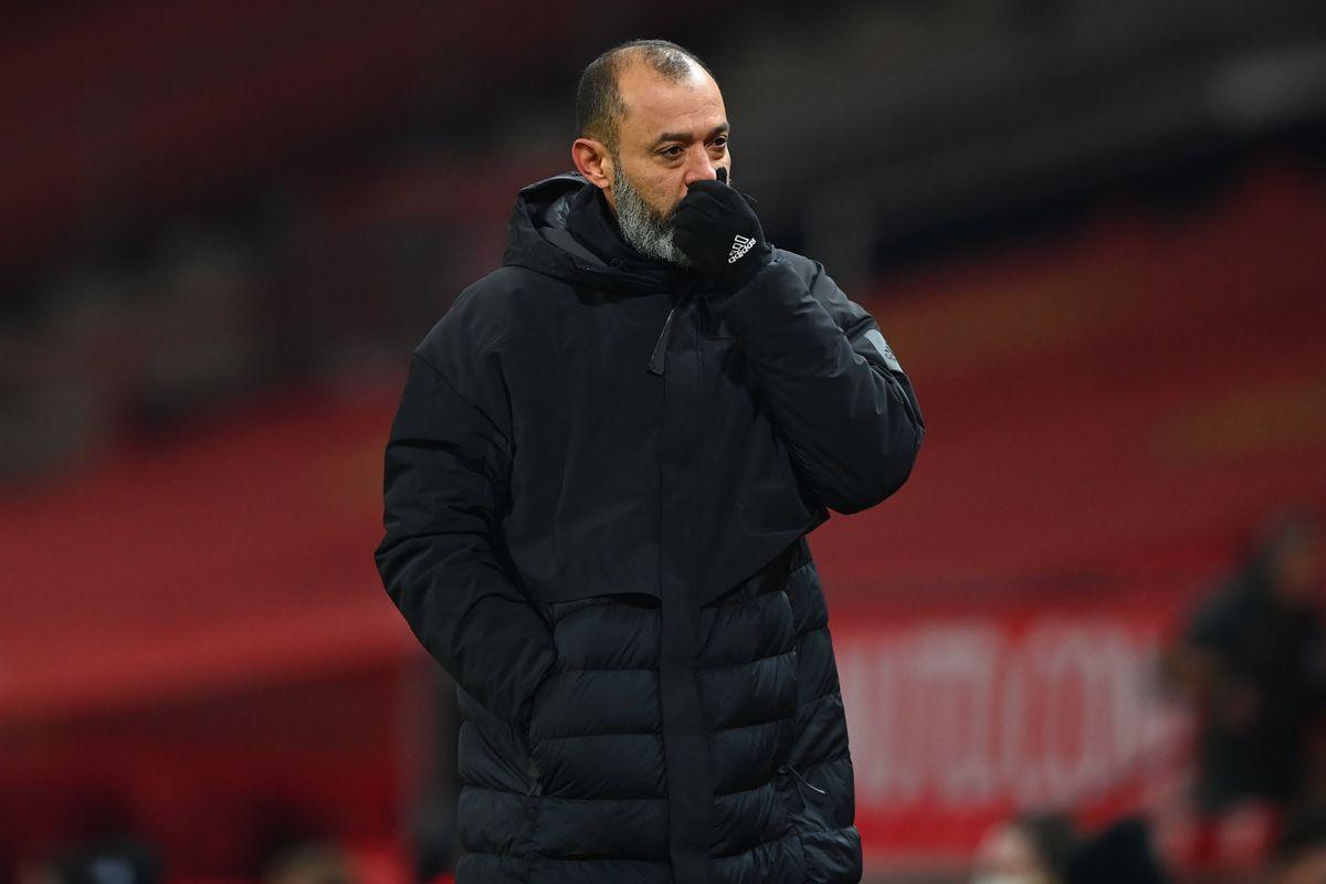 Nuno Espirito Santo the manager / head coach of Wolverhampton Wanderers (AMA)
