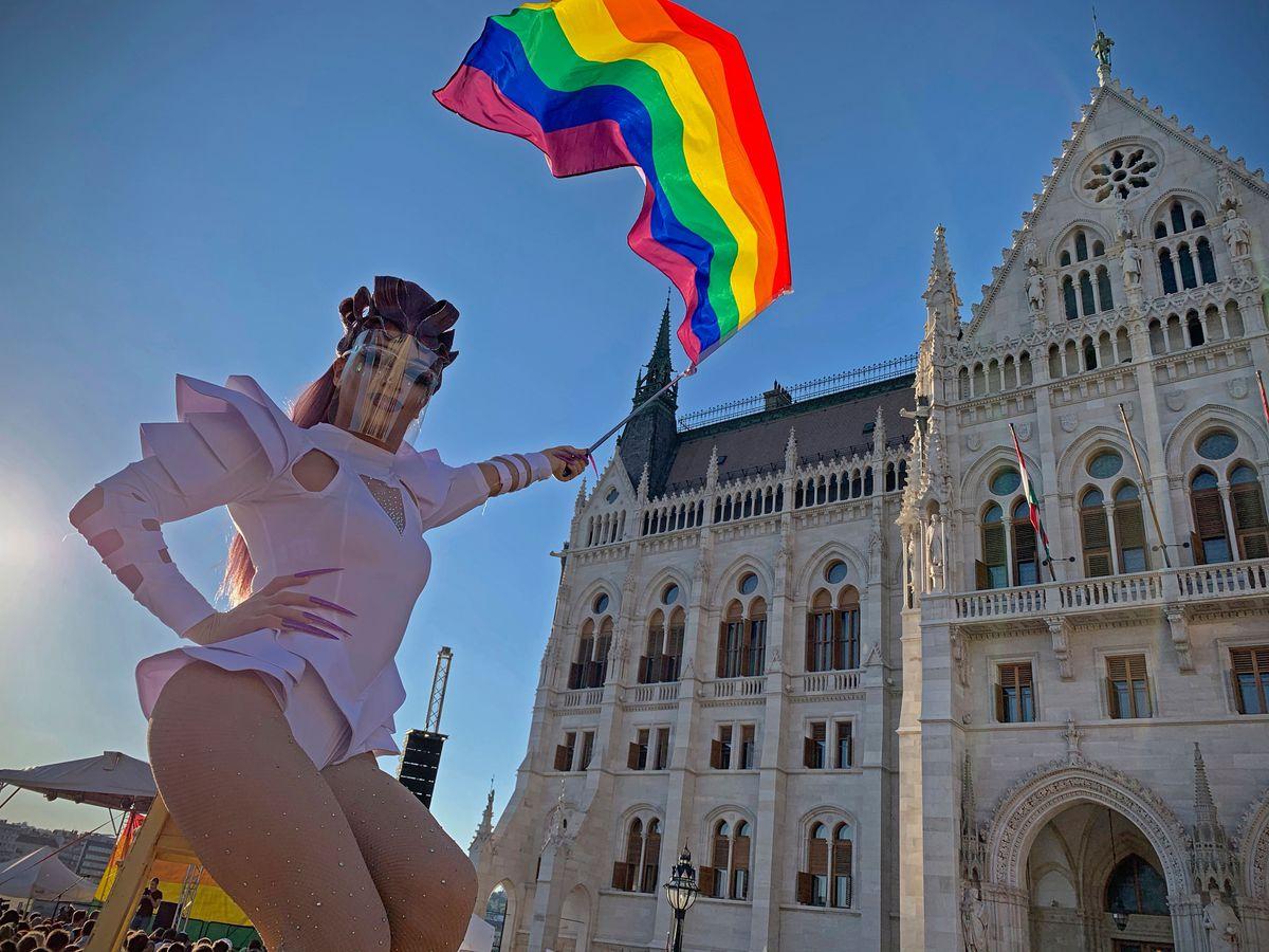 Hungary LGBT Law