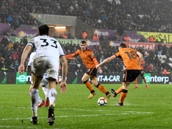 Swansea City 2 Wolves 1 – Report and pictures
