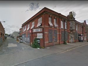 Darlaston Central Trading Estate in Salisbury Street. PIC: Google Street View
