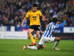 Wolves struggled against Huddersfield for the second time this season (AMA/Sam Bagnall)