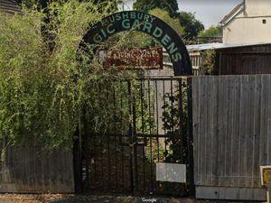 The entrance to Bushbury Magic Gardens in Wolverhampton. Photo: Google