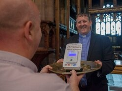 Let us pay: Contactless card donations introduced at Black Country churches