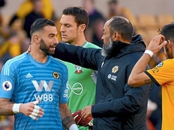 Nuno: No worries over Rui Patricio signing at Wolves