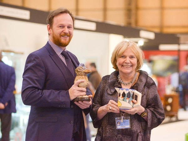 WIN: Tickets to Art and Antiques For Everyone Winter Fair in Birmingham