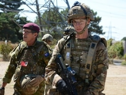 Peter Rhodes on paranoia, the Army's fondness for initials and winter draws on