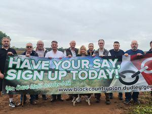 Stourbridge residents campaigning against green belt development