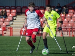 West Brom fans raise money to help teenager play for England amputee team