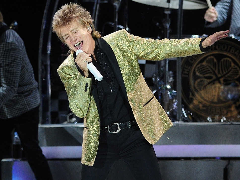 Rod Stewart extends UK tour with Birmingham date