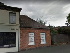 The property in Mouse Hill, Pelsall that has since been converted into a shop unit. PIC: Google Street View.