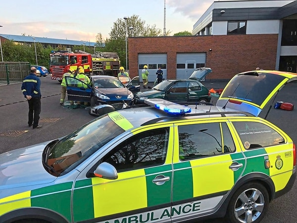 Staffordshire first responders shake-up 'will help service recruit more volunteers'