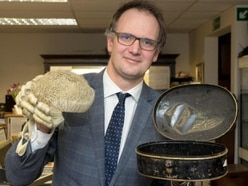 19th Century wig of a former Staffordshire MP goes under the hammer