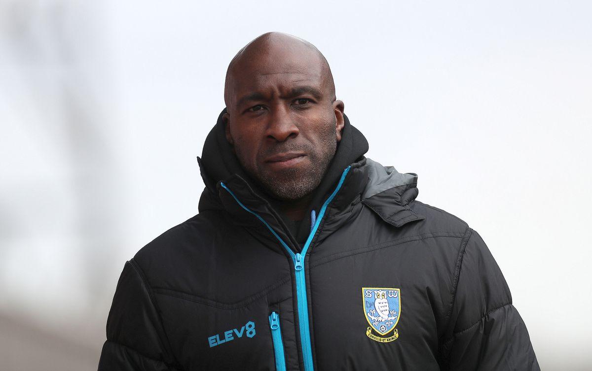 Sheffield Wednesday caretaker manager Darren Moore