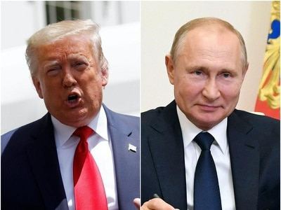 Trump 'calls Putin with plans for international summit with Russia'
