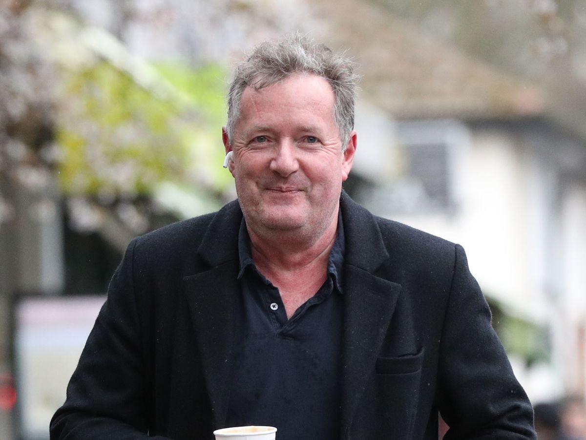 Piers Morgan – triumphant