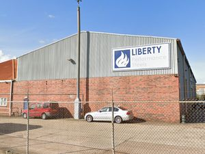 The Liberty Performance Steels site in Albion Road, West Bromwich. Photo: Google