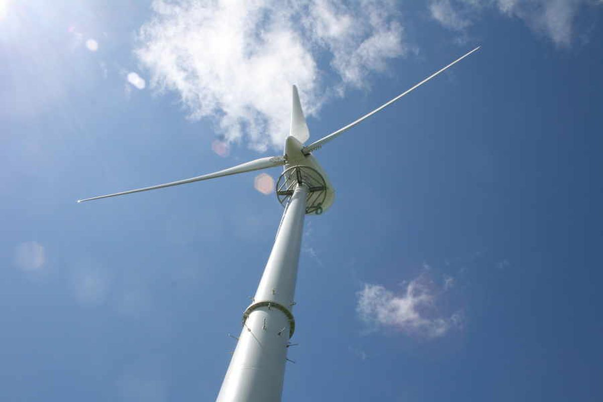 Wind power firm collapses putting 45 jobs at risk