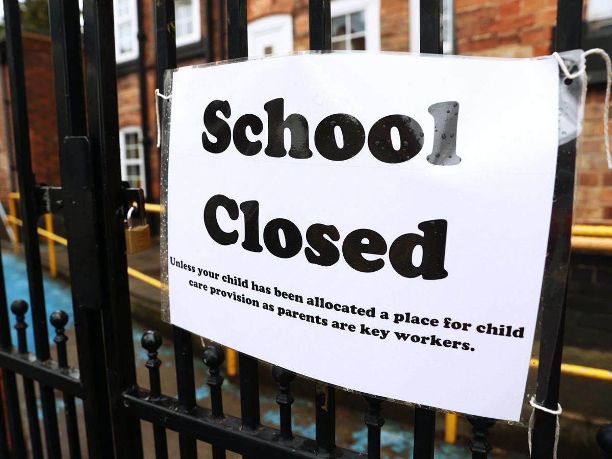 School closures report