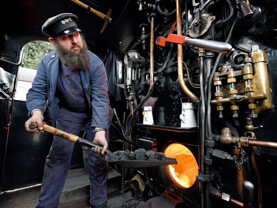 Full steam ahead at Severn Railway Gala - pictures