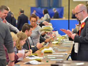The last time the same Wolverhampton Council seats were voted for was in 2016