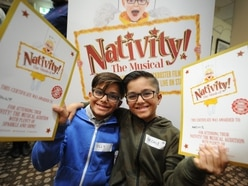Hundreds audition for a part in Nativity! The Musical in Wolverhampton