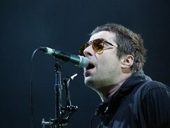 Liam Gallagher reaches out to woman injured by flare at concert