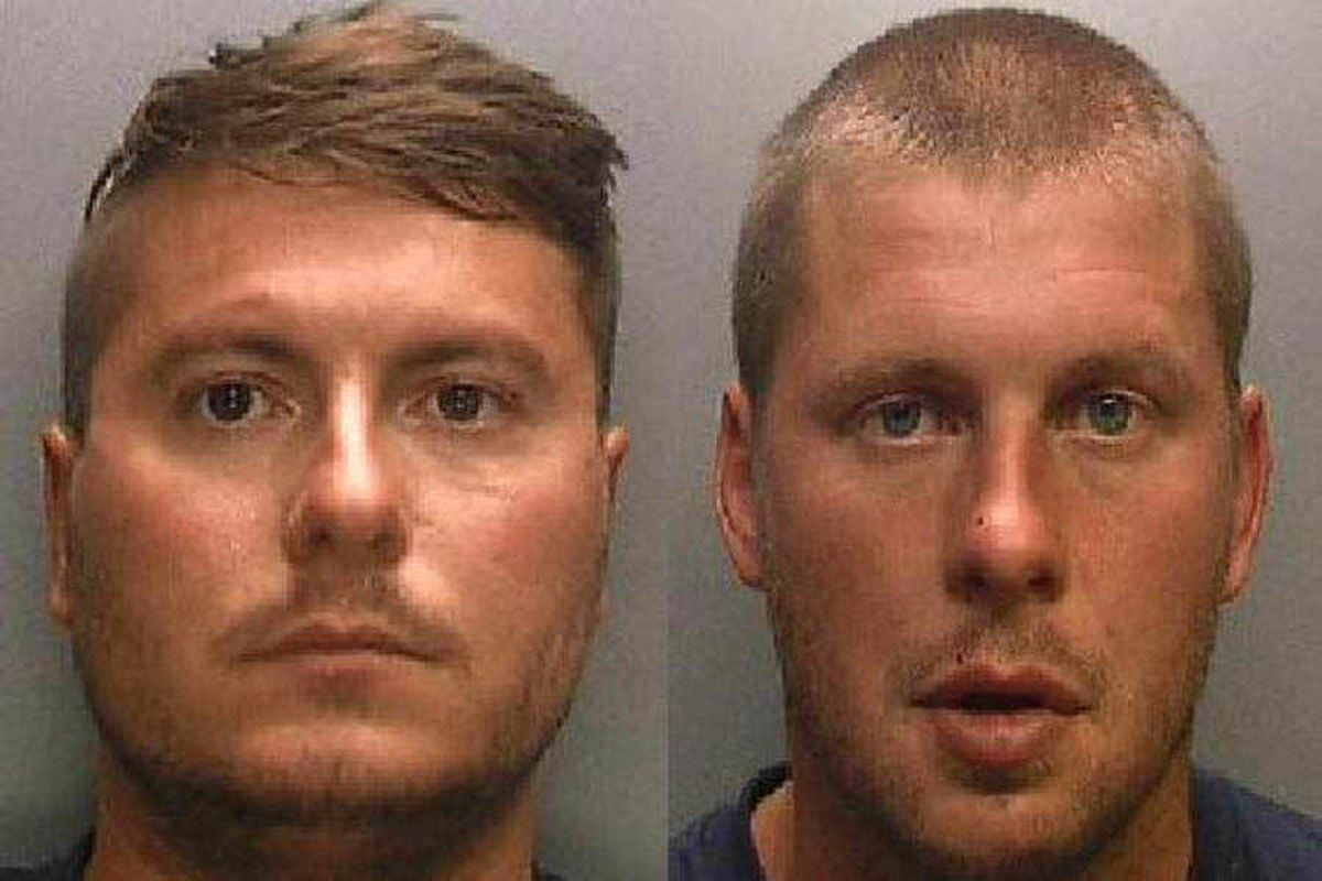 Brothers jailed after brutal revenge attack saw victim hit 50 times