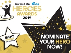 Express & Star Heroes Awards 2019 launched - nominate YOUR hero