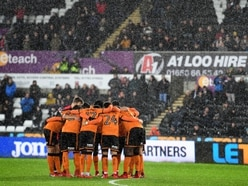 Swansea 2 Wolves 1 – player ratings