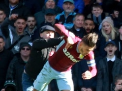 Blues v Villa: Exclusive photos show Jack Grealish fan attack