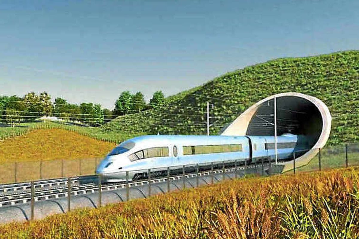 Public urged to step up fight against HS2
