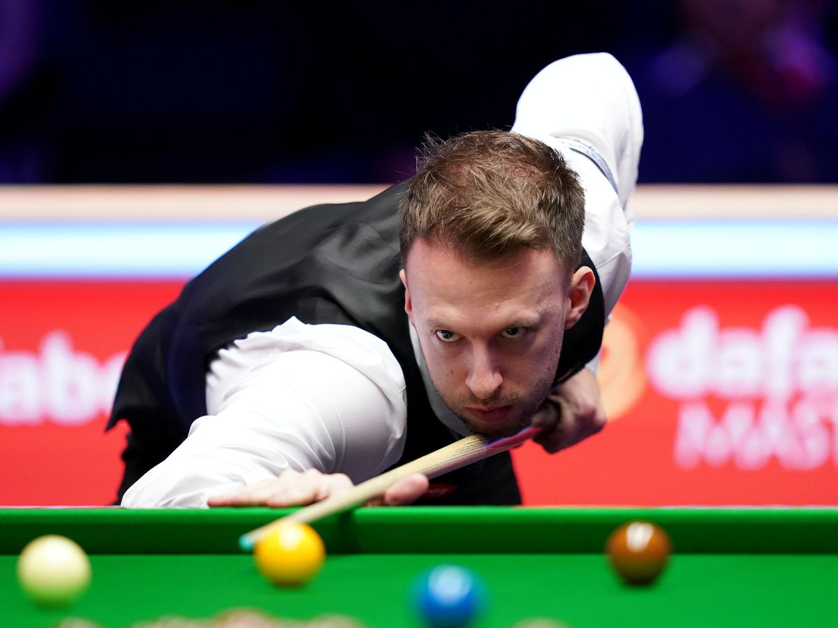 Former world champion Judd Trump rallied after trailing 3-1 in his first-round match at the English Open